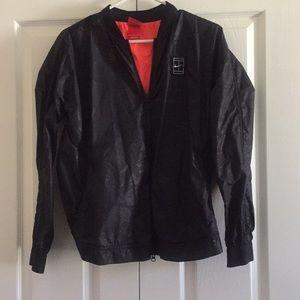 Nike Jackets & Coats - NIKE - Camo lightweight jacket